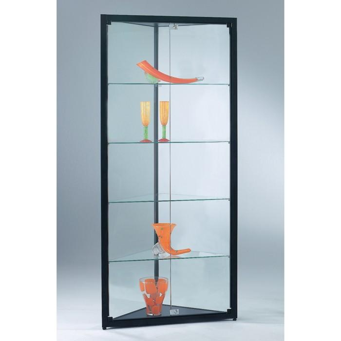 vitrine cabinet ikea detolf mit leds wireless ultimate. Black Bedroom Furniture Sets. Home Design Ideas