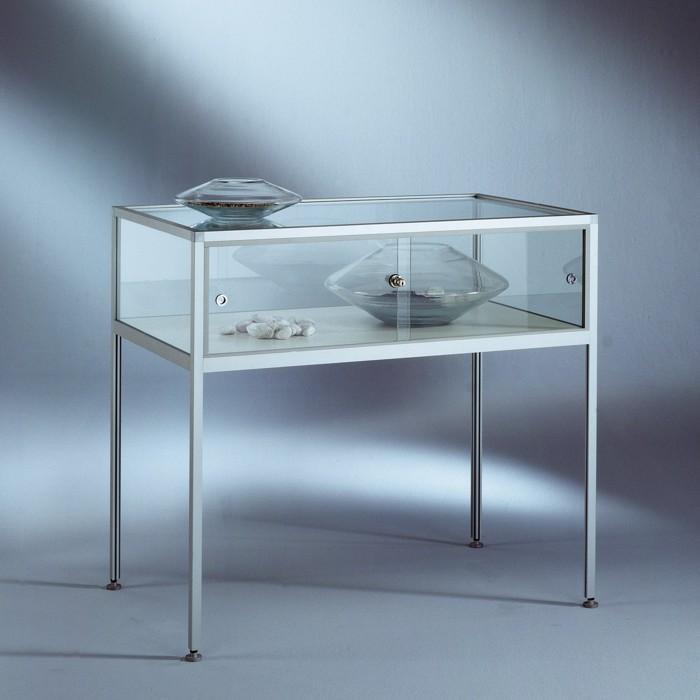 tischvitrine komfort 19 tischvitrinen thekenvitrine thekenvitrinen. Black Bedroom Furniture Sets. Home Design Ideas