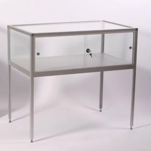 tischvitrine komfort 29 tischvitrinen thekenvitrine thekenvitrinen. Black Bedroom Furniture Sets. Home Design Ideas
