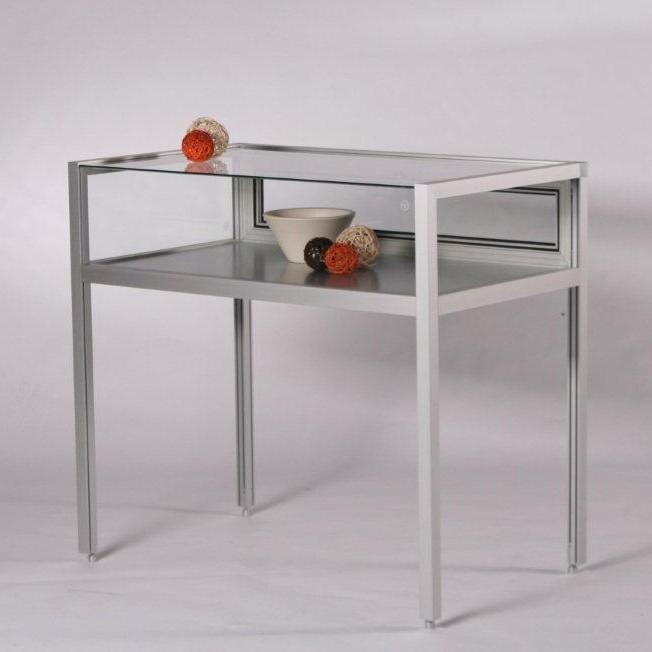 tischvitrine komfort 37 tischvitrinen thekenvitrine thekenvitrinen. Black Bedroom Furniture Sets. Home Design Ideas