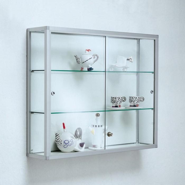 wandvitrine komfort 16 wandvitrinen h ngevitrine h ngevitrinen. Black Bedroom Furniture Sets. Home Design Ideas
