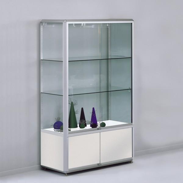 standvitrine markant 23. Black Bedroom Furniture Sets. Home Design Ideas