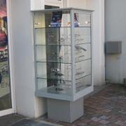 Boulevardvitrine MAXIMA-15 Vitrine außen