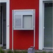 Schaukasten VARIO-113 Briefkasten Postkasten