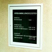 Wand-Schaukasten VARIO-14