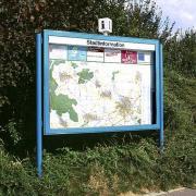 Info-Schaukasten VARIO-16