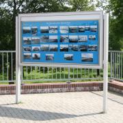Info-Schaukasten VARIO-40 DOPPELSEITIG