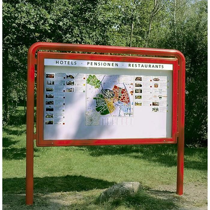Info-Schaukasten ELEGANZ-2