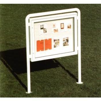 Plakatschaukasten ELEGANZ-23
