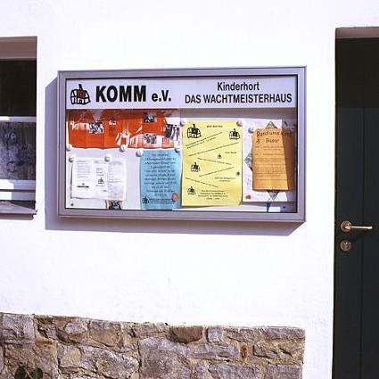 Schaukasten KONTUR-7