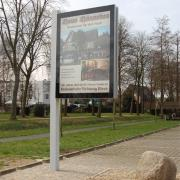 Plakatvitrine City-2 mit Plakatwechsler