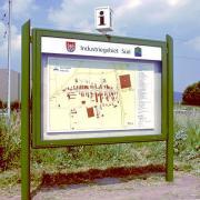 Info-Schaukasten ELEGANZ-5