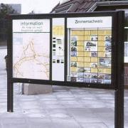 Schaukasten-Anlage ELEGANZ-17