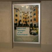 Plakatvitrine VARIO-120