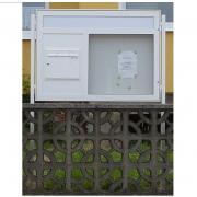 Schaukasten VARIO-99 Schaukasten - Briefkastenanalage