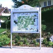 Info-Schaukasten VARIO-25
