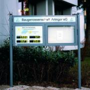 Info-Schaukasten VARIO-62